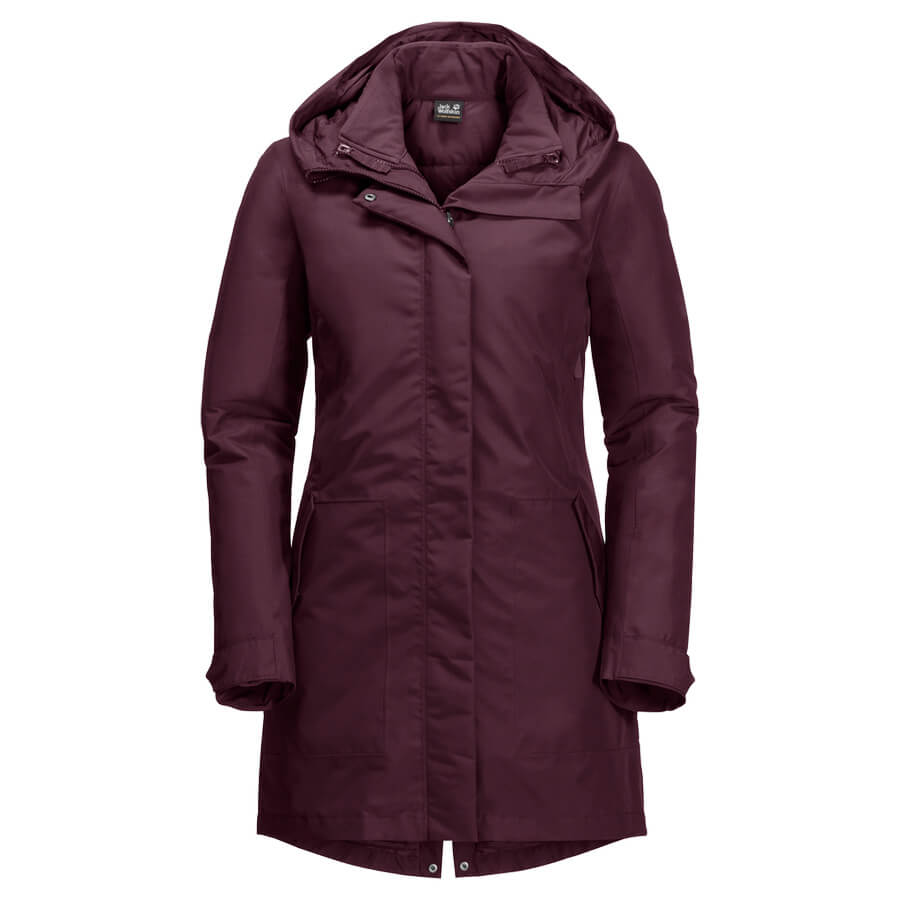 Парка MONTEREY BAY COAT W