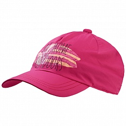 Кепка SUPPLEX SHORELINE CAP KIDS	tropic pink